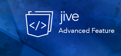 Integrations and Advanced Features | Jive Software